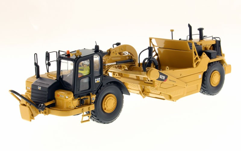 Caterpillar 627K Wheel Tractor-Scraper - High Line Series