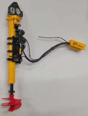 BAY SHORE DH60 DRILLING ATTACHMENT