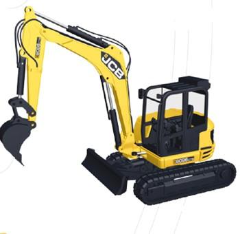 JCB 8086 CTS mini excavator