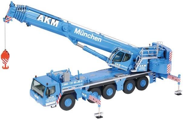 "LIEBHERR LTM 1250-5.1 ""AKM"" mobile crane"