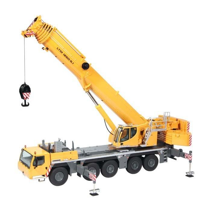 LIEBHERR LTM1250 MOBILE CRANE
