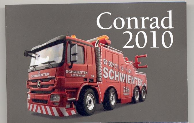Conrad 2010 mini catalog