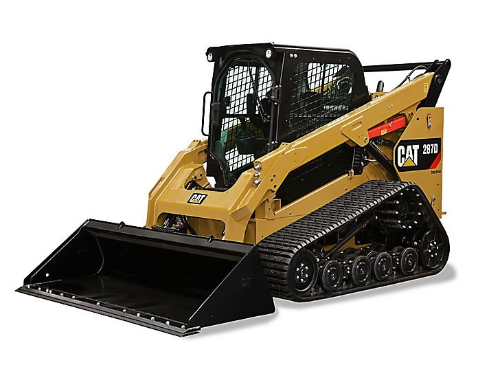 Cat 287D Multi Terrain Loader-Classic Construction Models Contractor Series