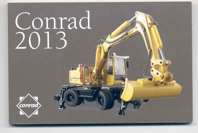 Conrad 2013 mini catalog