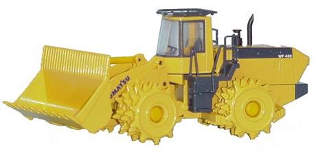 Komatsu WF 450-3 land fill compactor