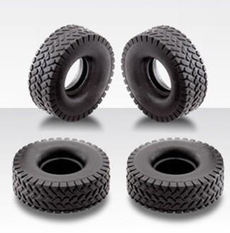 Tire Set 28 mm 16 pieces
