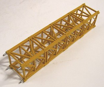 Tower sections for 1/87 scale tower crane