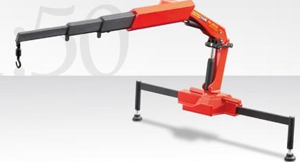 Palfinger 21502 self loading crane