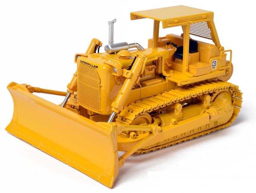 Cat® D8K Dozer-Open ROPS with A-blade & Cat 58 winch – Die-Cast