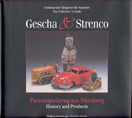History of Gesha and Strenco products