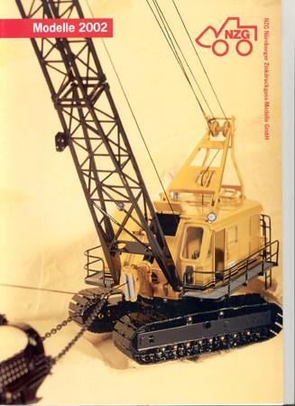 NZG 2002 catalog