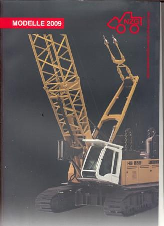 NZG 2009 catalog