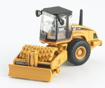 Caterpillar CP 563E vibratory sheepfoot roller