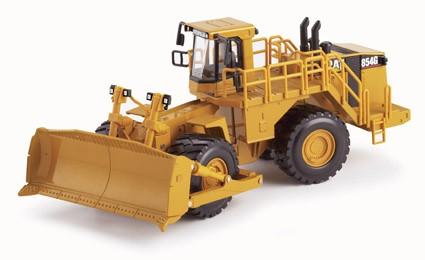 Cat 854G wheel dozer