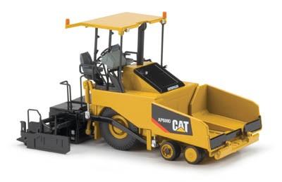 Cat AP 600D wheel asphalt paver/ canopy