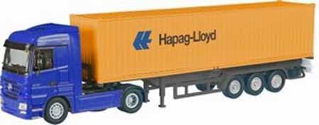 "Mercedes Actos w/container ""Hapag-Lloyd"""