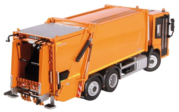"Mercedes Econic/Faun Varlopress garbage truck ""Orange"""