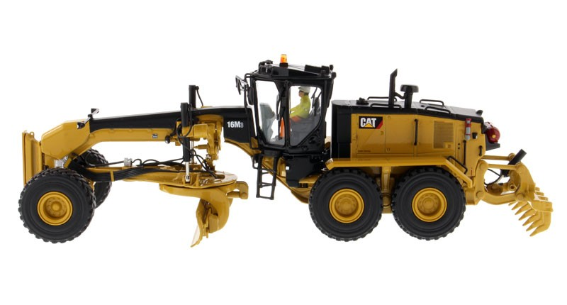 Caterpillar 16M3 Motor Grader - High Line Series