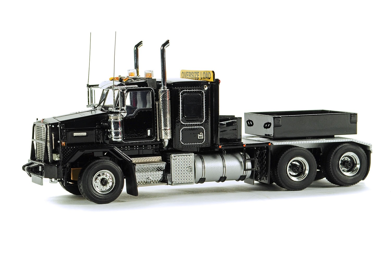 Kenworth C500B Heavy Tractor w/Ballast Box - Black