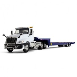 International LT with Ledwell Hydratail Trailer-PREORDER