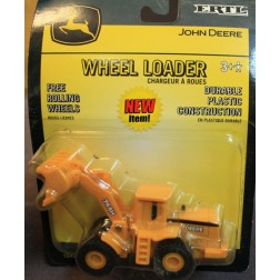 John Deere 744H wheel loader