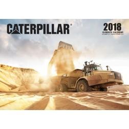 2018 Caterpillar Calendar