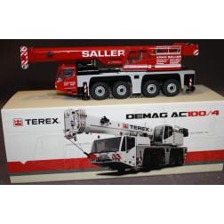 Demag AC100/4 crane 'SALLER'