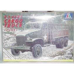 WW 2 2 1/2 ton truck model kit
