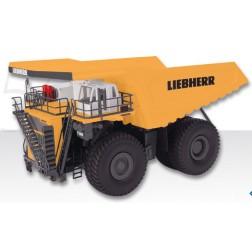 Liebherr T-284 Mining Truck-Yellow