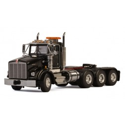 KENWORTH T800W 4-AXLE TRACTOR-BLACK