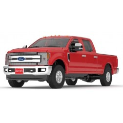 FORD F-250 SUPER DUTY PICKUP-RACE RED