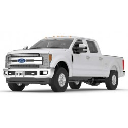 FORD F-250 SUPER DUTY PICKUP-OXFORD WHITE-PREORDER