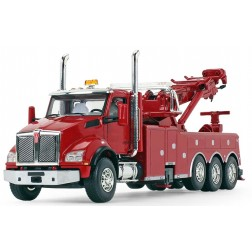 KENWORTH T880 WITH CENTURY 1060 ROTATOR WRECKER-VIPER RED-PREORDER