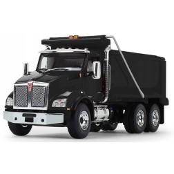 KENWORTH T880 DUMP TRUCK-BLACK-PREORDER