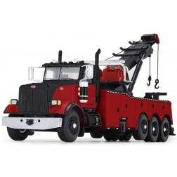 Peterbilt Model 367 with Century Rotator Wrecker-Black/Red