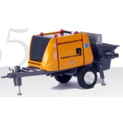 Putzmeister BSA 702D Stationary Concrete Pump