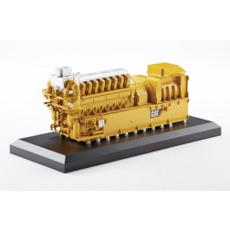 Caterpillar CG260-16 gas generator