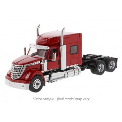 International LoneStar with Sleeper in Red - Cab Only