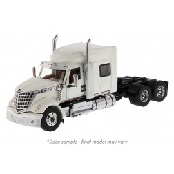 International LoneStar with Sleeper in White - Cab Only