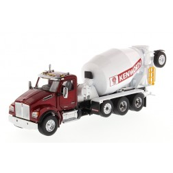 Kenworth T880 SBFA with McNeilus Bridgemaster Concrete Mixer