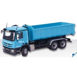 "Mercedes MP03 3 axle truck with ""Meiller"" roll off-""Karle"""