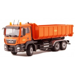 "MAN TGS M 3 axle Roll On/Off Truck-""Colas"""