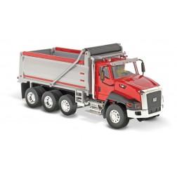 Caterpillar CT660 Red Dump Truck