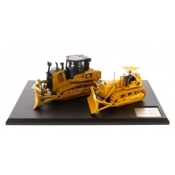 Caterpillar D7 Track-Type Tractor (Circa 1955-1959) and Caterpillar D7E Track-Type Tractor (Current)-PREORDER
