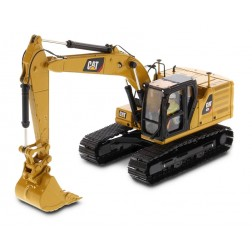 Caterpillar 323 Hydraulic Excavator - Next Generation Design - High Line Series Includes 4 New Work Tools