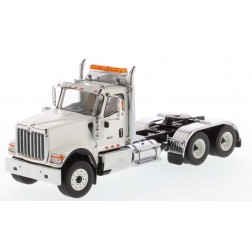 International HX520 Day Cab Tandem Tractor in White - Cab Only-PREORDER