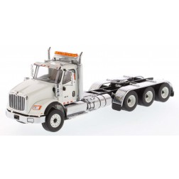 International HX620 Day Cab Tridem Tractor in White - Cab Only-PREORDER