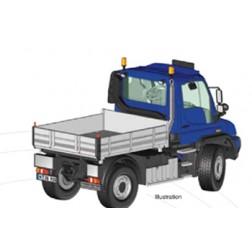 UNIMOG U400 utility vehicle 'BLUE'