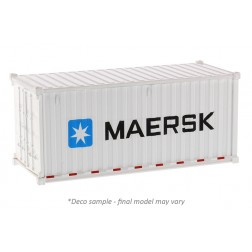 Maersk - 20' Shipping Container