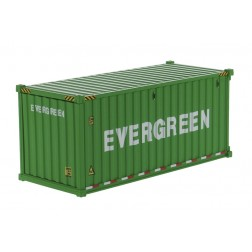EverGreen - 20' Dry Goods Shipping Container